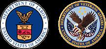 DOL & VA Logos