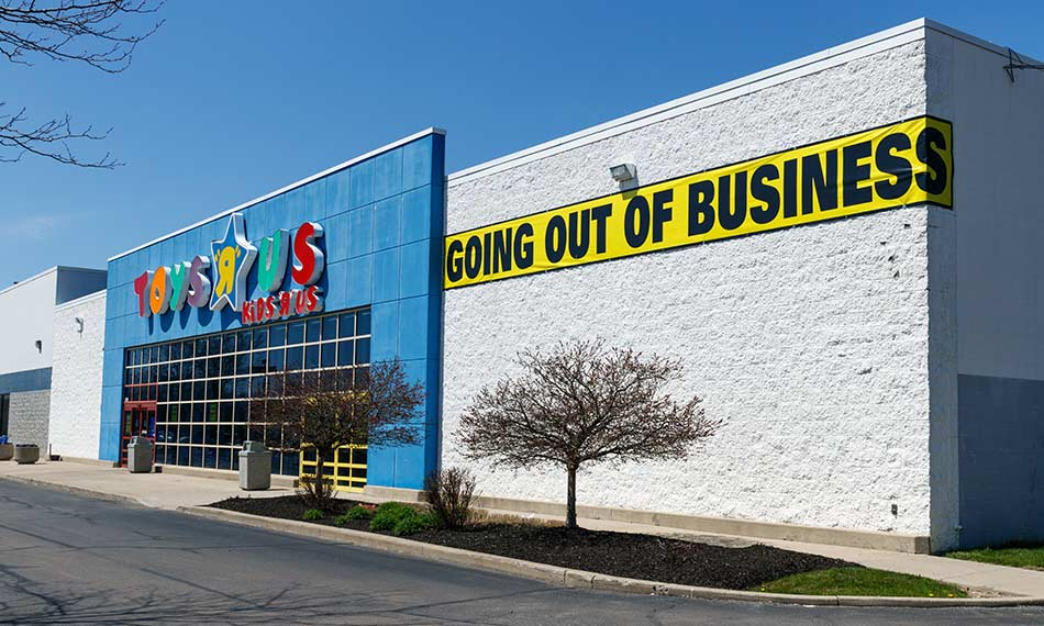 Toys R Us Employees Eligible for EDD Training Benefits